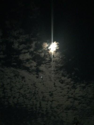 2015年9月27日中秋の名月
