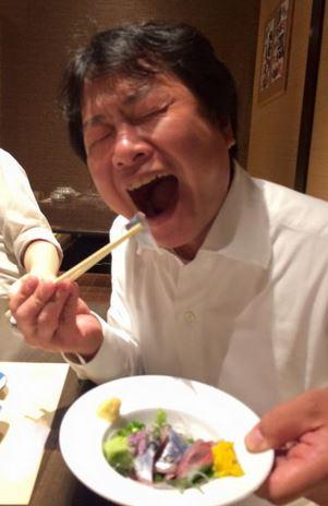 北海道のサンマの刺身