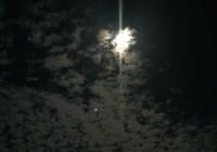 キレイな夜空です