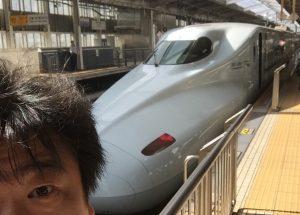 新大阪20番線ホーム