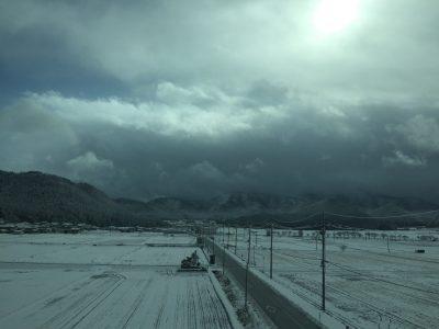 岐阜羽島米原間雪の影響